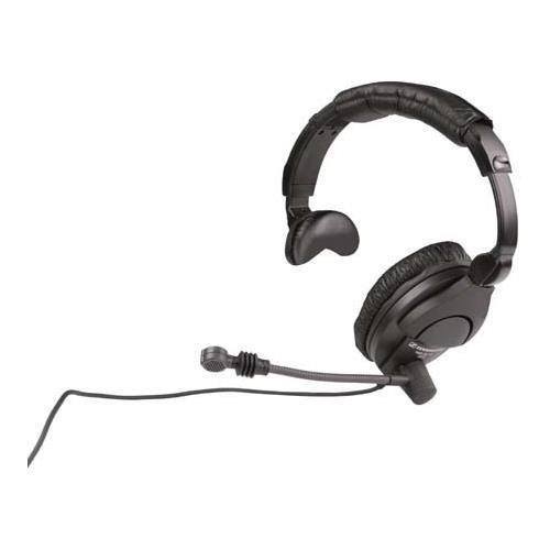 Sennheiser HMD 281-13 Single-Sided Circumaural Closed Back Headset with Supercardioid Boom Microphone