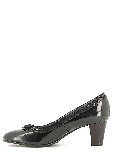 GRACE SHOES I6063 Decolletè Femmes Noir YN6uO8jlJ