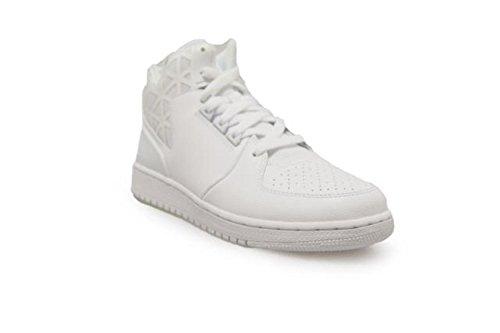 Bianco 1 Scarpe Da Platinum white Bg Fitness Argento Pure Flight Bambino Jordan Nike 3 white Sfzaaq