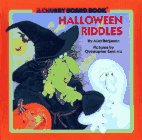Halloween Riddles (Chubby Board Books)