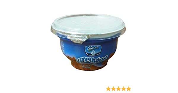 Arequipe Dulce De Leche~caramel Spread Alpina paquete de dos: Amazon.com: Grocery & Gourmet Food