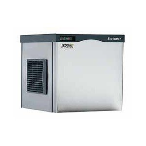 Scotsman S/S Air Cool 356 LB. Production Prodigy Med. Ice Cube Maker