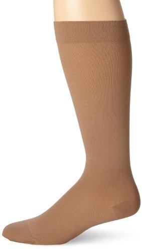 Design Gio Travel Flight Socks Nude, Medium