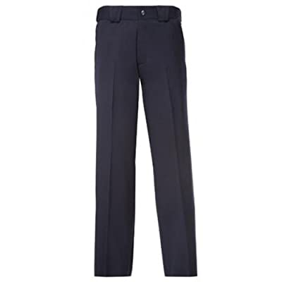 5.11 Tactical Women's PDU Class A Twill Pants, Polyester, Self-Adjusting Waistband, Midnight Navy Style 64308W: Clothing