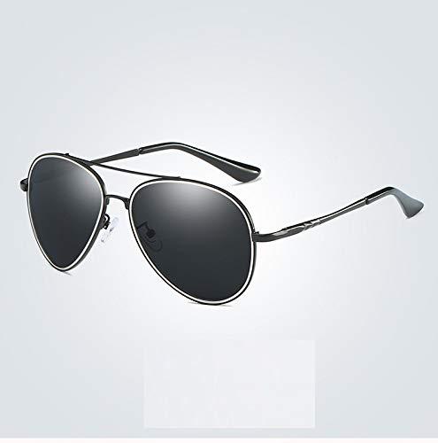 Gafas Sol para Protection Color Gafas Classic UV400 4 Mirror Alloy Sol de Driving Frog Ruanyi Polarized 3 de Trendy Hombre HD q1wgxZnaO