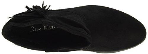 Jane Klain Stiefelette, Botines para Mujer Negro - Schwarz (000 Black)