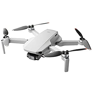 DJI Mini 2 – Ultraléger et Pliable Drone Quadcopter, 3 Axes Gimbal avec Caméra 4K, Photo 12MP, 31 Minutes de Vol…