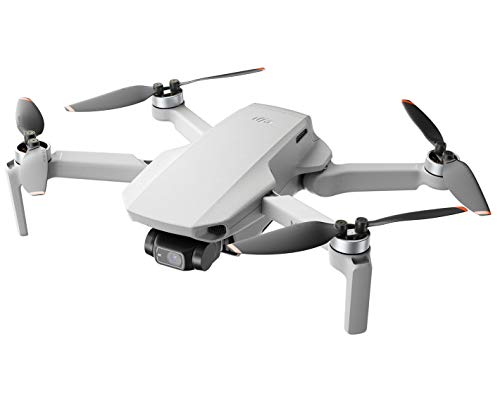 🥇 DJI Mini 2 – Ultraligero y Plegable Drone Quadcopter