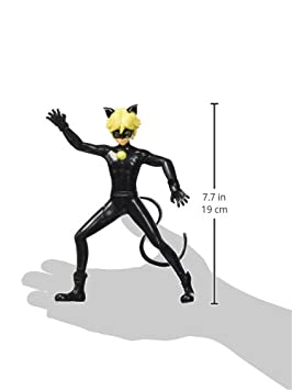 Bandai 39732 19 cm  Cataclysm Cat Noir Feature Figure