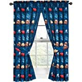 Disney Pixar Cars Mater Curtain Panel