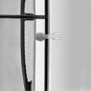 Safety 1st Refrigerator Door Lock, Décor - 2 Count