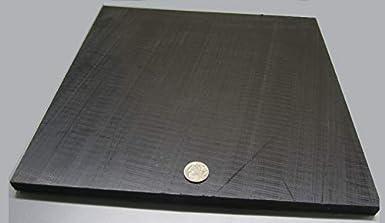 "1//4/"" DELRIN BLACK 7/"" X 13/"" CNC PLASTIC"