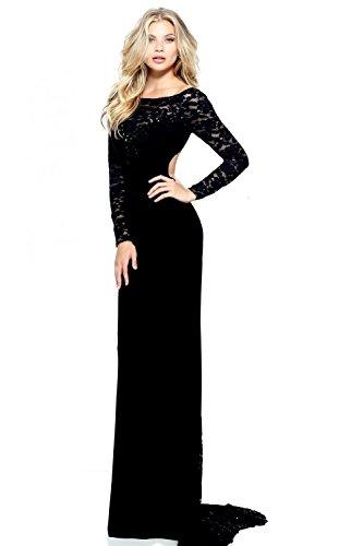 Sherri Hill Damen Schlauch Kleid schwarz schwarz Schwarz kl5MLn1p ...