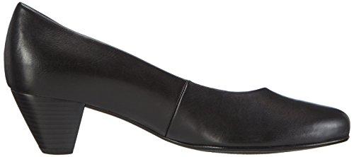 Schwarz Escarpins Comfort Noir Basic Femme schwarz 51 Gabor 36 040 I0wxq0Ov
