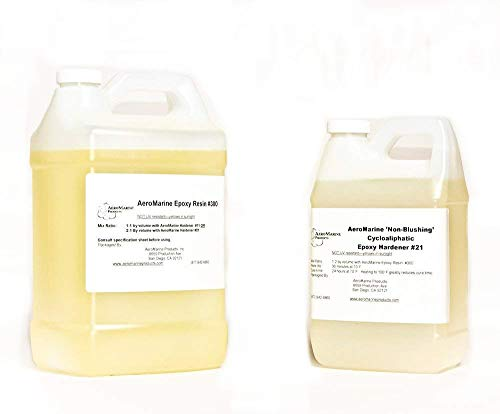 Aeromarine Rock And Pebble Paving Epoxy Resin Kit 1 5 Gallons