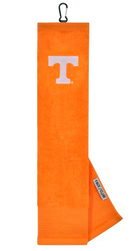 Tennessee Volunteers Face/Club Embroidered Towel