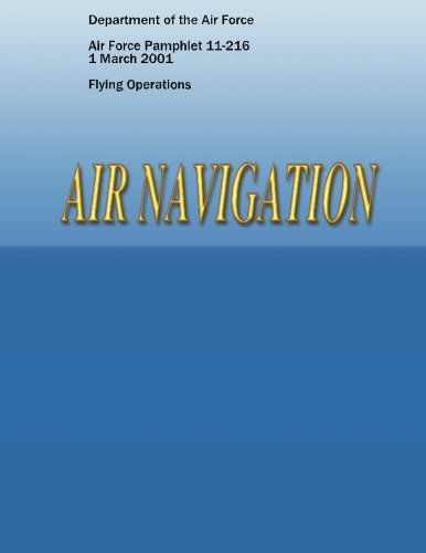 Air Navigation (Air Force Pamphlet (Air Navigation)