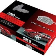 PSM Premium Semi-Metallic Brake Pad Set fits Front 2017 Subaru Outback