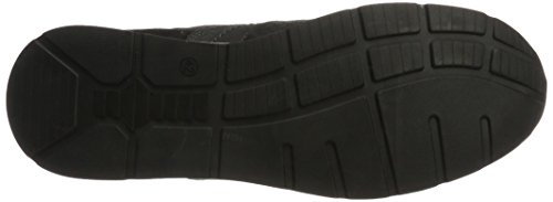 Dockers by Gerli 40br002-211100, Zapatillas para Hombre Negro (Schwarz 100)