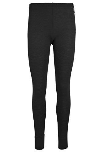 Mountain Warehouse Merino Womens Pants - Thermal Ladies Trousers Black ()