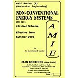 AMIE Non Convenmtional Energy Systems MC 413 Solved Paper