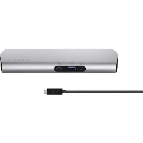 Belkin B2B152TT USB-C Express Dock 3.1 HD [for Business/Brown Box] from Belkin