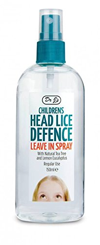DR J'S CHILDRENS HEAD LICE DEFENCE SPARY MPM CONSUMER PRODUCTS