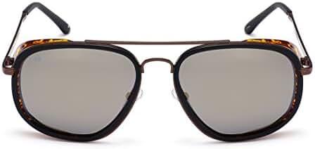 "PRIVE REVAUX ""The Explorer"" Handcrafted Designer Rider Polarized Sunglasses"