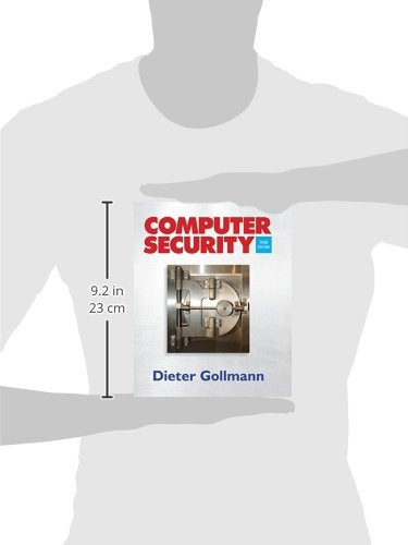 Computer Security Gollmann Pdf