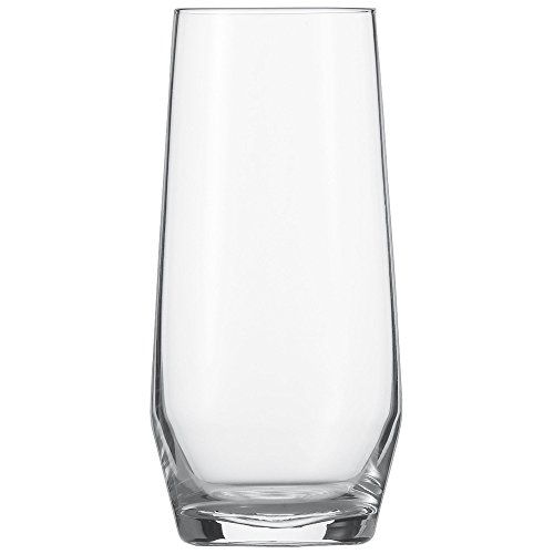 Schott Zwiesel Tritan Crystal Glass Pure Barware Collection Tumbler Cocktail Glass, 12.1-Ounce, Set of ()