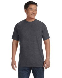 Anvil 450 Eco-Friendly Adult Sustainable Tee - Heather Charcoal44; Large