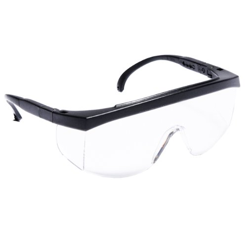 Radians - G4 Junior Child Safety Glass-Clear Lens (1, Clear)