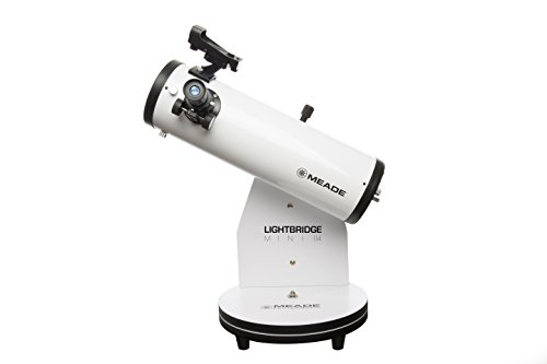 Meade Instruments Lightbridge Mini 114 Telescope  White  203002