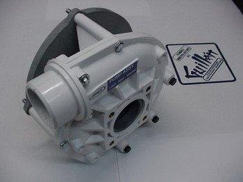 Jacuzzi 8502000; Power Pro; Pump 1.5 hp white wet end less flange for motor 8654000 (bath); Unfinish | 4582000; JRI-60C; PR JRI 60; 4502000; 4592000; 0791002 (1 1/2 Hp Jacuzzi)