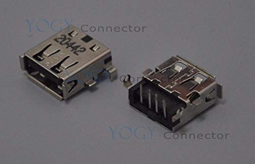 Gimax 1pcs USB female connector fit for Sony VAIO VGN-CS Series laptop usb socket ()