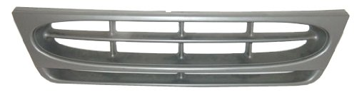 OE Replacement Ford Econoline Grille Assembly (Partslink Number FO1200338) ()