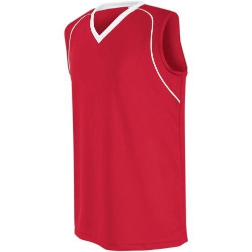 V-neck Jersey Soccer Custom (Women's/Girls Athletic Sports Jersey Moisture Management, Rib-Knit V-Neck Sleeveless Shirt (Uniform Softball, Soccer, Volleyball))