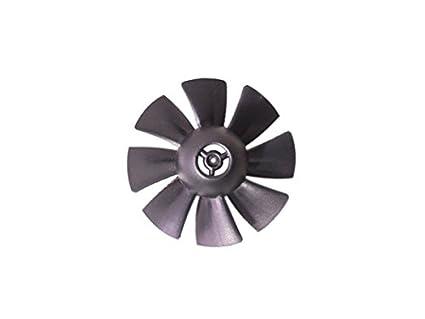 Amazon com: 40mm EDF Accessory 8-blade Fan Rotor