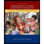 Foundations of Early Childhood Education by Gonzalez-Mena, Janet. (McGraw-Hill Humanities/Social Sciences/Languages,2010) [Hardcover] 5th Edition (Foundations Of Early Childhood Education 5th Edition)