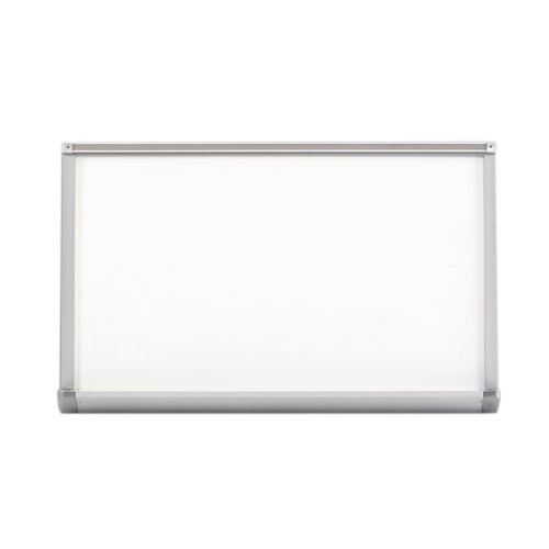 Marsh Pro-Rite 60X96 White Porcelain Markerboard, Contractor Aluminum Trim Pr508-1660-6100 by Marsh