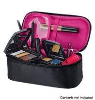 Avon Satin Makeup Bag