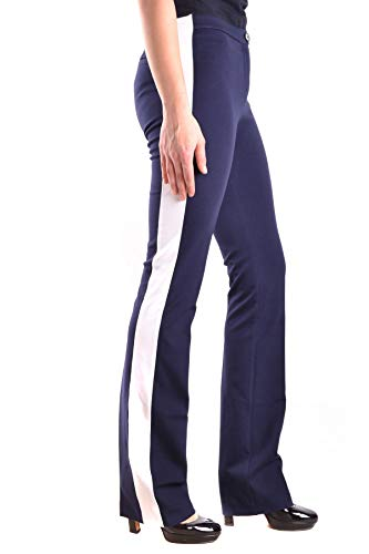 Blu Pinko Donna Mcbi31423 Pantaloni Viscosa 7nFngZq