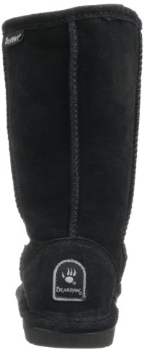 Images of BEARPAW Emma Tall Youth Boot Black 13 M US Girl