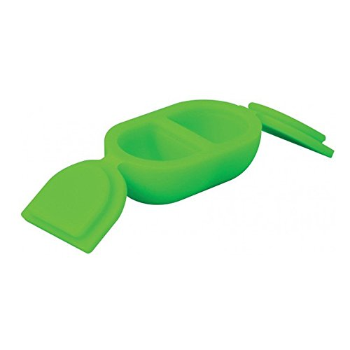 Buddies Super Slick Silicone Containers - The Butterfly 6 ml Capacity (2 per ()