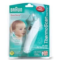 Braun IRT 4020 ThermoScan Ear Thermometer