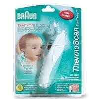 Braun IRT 4020 ThermoScan Thermometer