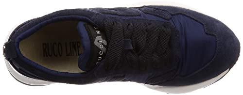 Sport Cosmo Donna 37 Rucoline blu Sneaker Generation fE07qdw