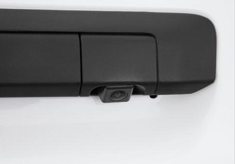 PYvideo Backup Camera Kit Toyota Tacoma (2014-2015) for Factory Radio