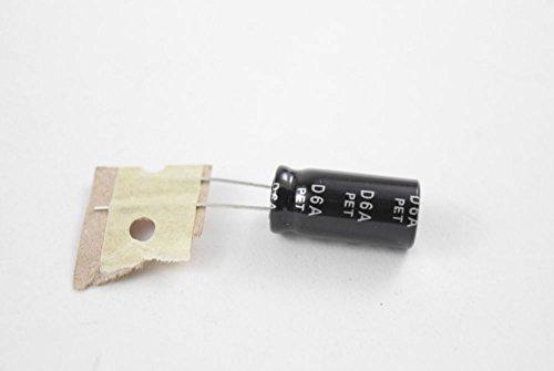 Elec Capacitor (Samsung BN81-02020A Capacitor, Elec, NXB25VB 1000M,BULK,5.0MM,TP,-)