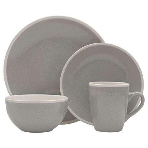 Gourmet Basics Melanie 16 Piece Dinnerware Set, Service for 4